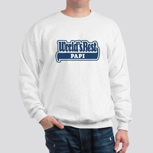WB Dad [German] Sweatshirt